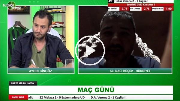 'Galatasaray'ın Gaziantep FK Karşısında İlk 11'i Nasıl Olacak? Ali Naci Küçük Aktardı