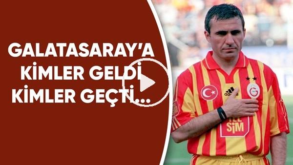 1995'ten bu yana Galatasaray'a gelen 127 yabancı oyuncu