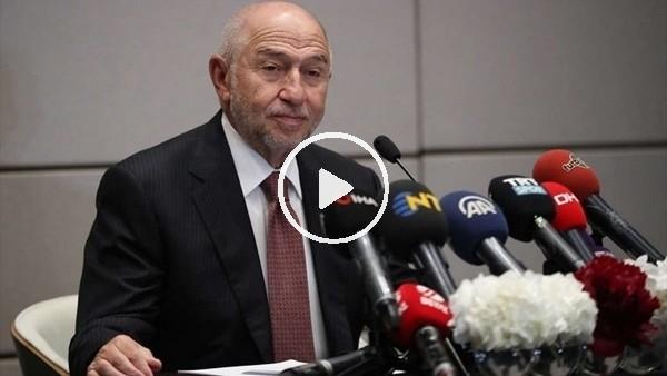 """'Nihat Özdemir: """"En çok Fenerbahçe taraftarlarından tepki görüyorum"""""""