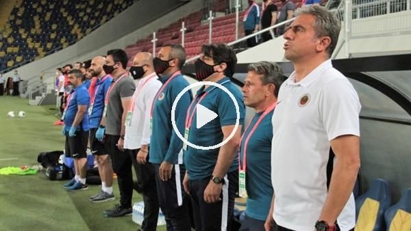 """'Hamza Hamzaoğlu: """"Bugünkü maç bizim takımımıza yakışmadı"""""""