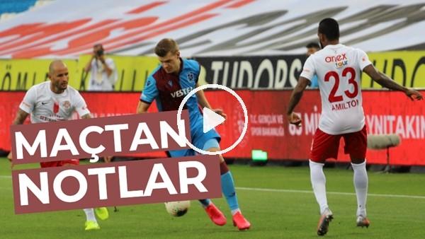 'Trabzonspor - Antalyaspor Maçından Notlar | Hüseyin Çimşir'e Stoper Eleştirisi!