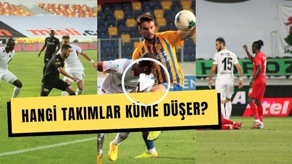 Süper Lig'den Hangi Takımlar Düşer? | Kümede Kalma Savaşı | Emre Eren Ve Cenk Özcan Yorumladı