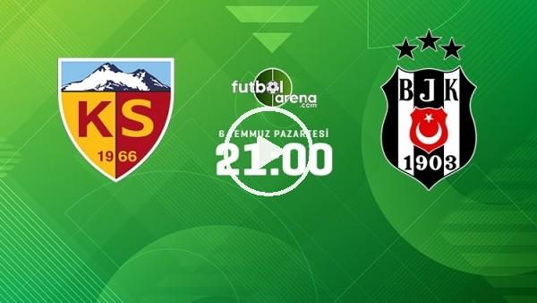 'Maç Günü | Kayserispor - Beşiktaş / Canlı İddaa, Uzman Yorumlar, Analizler Ve İstatistikler