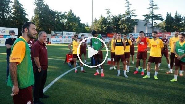 'Galatasaray'dan Selçuk İnan'a veda