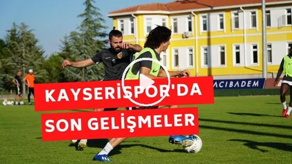 'Kayserispor'da Beşiktaş Maçı Öncesi Son Durum | Muhtemel İlk 11