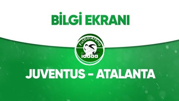'Juventus - Atalanta Bilgi Ekranı (11 Temmuz 2020)