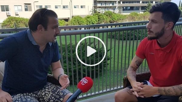 """Kastamonusporlu Metincan Cici: """"Play-Off maçları için hazırız, kupayı şehrimize götürmek istiyoruz"""""""