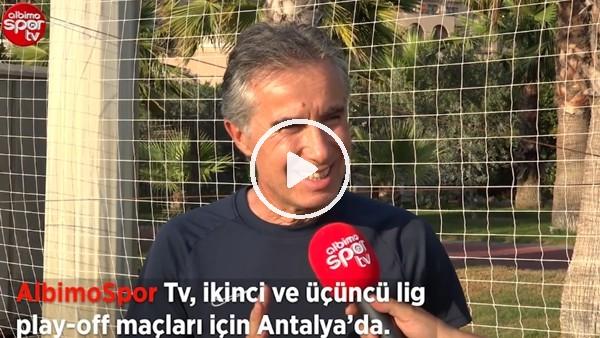 """İnegölspor Teknik Direktörü Murat Yoldaş: """"Takımda güzel bir birliktelik var"""""""