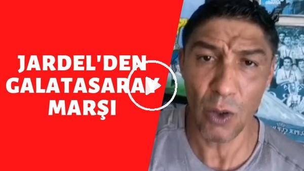 'Mario Jardel'den Galatasaray marşı