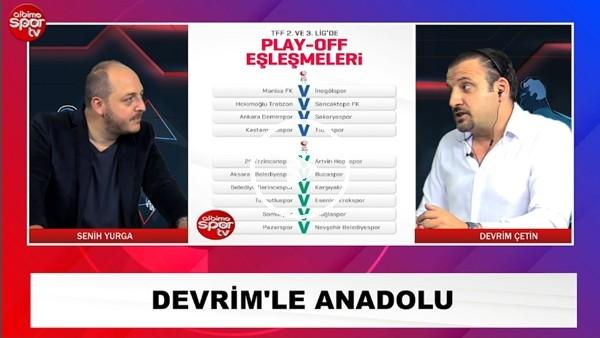 'TFF 3. Lig Play-Off maçlarıında kimler kazanır?