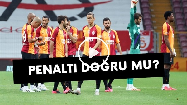 'Trabzonspor'a Verilen Penaltı Kararı Doğru Mu? Cenk Özcan Ve Emre Eren Yorumladı