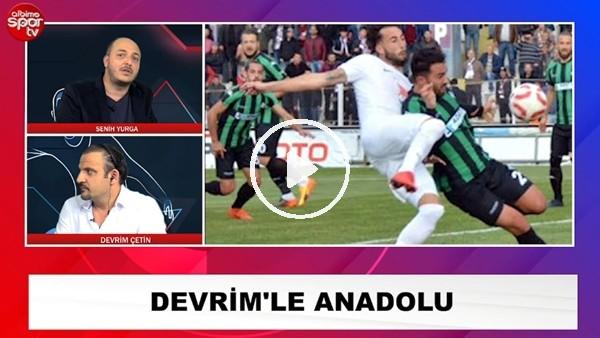"""'Senih Yurga: """"Türk futbolunu besleyen 2 ve 3. Lig"""""""