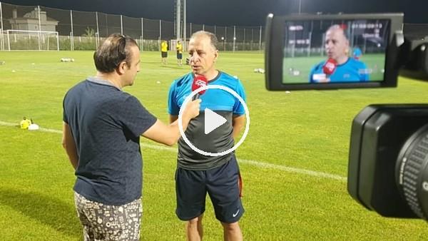 """Nevşehir Belediyespor Teknik Direktörü Taner Öcal: """"Kupa için söz verdik"""""""