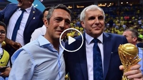 'Ali Koç'tan Obradovic açıklaması