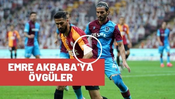 """'Cenk Özcan'dan Emre Akbaba'ya Övgüler! """"Ligin En İyi Forvetlerinden Biri"""""""