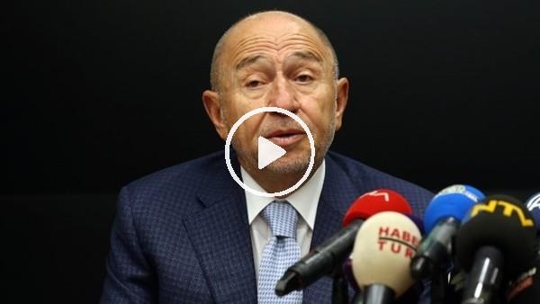 """Nihat Özdemir: """"Yayıncı kuruluş konusunda yanlış anlama var. Biz bu kararı bildirmiştik"""""""