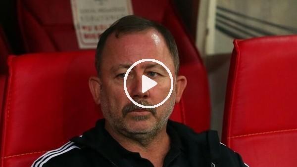 """'Sergen Yalçın: """"Futbolda yapılan hataların cezaları hemen kesiliyor"""""""