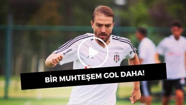 'Caner Erkin gollerine devam ediyor! Bir muhteşem gol daha...