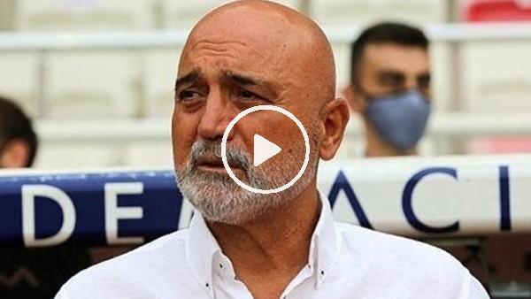 """'Hikmet Karaman: """"Penaltı golüne boyun eğdik"""""""