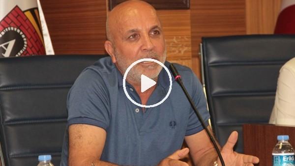 """'Hasan Çavuşoğlu: """"Biz sadece işimize bakarız"""""""