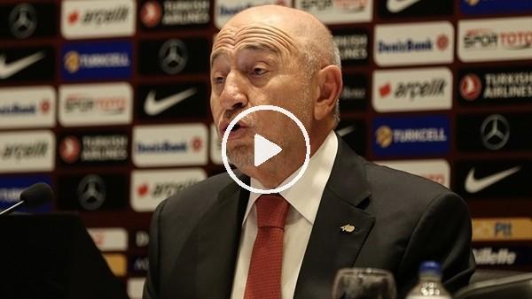 """Nihat Özdemir: """"Sıkışık bir futbol sezonu beklemekte"""""""