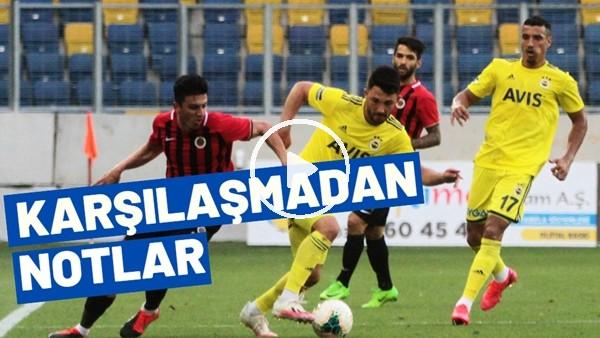 'Gençlerbirliği - Fenerbahçe Maçından Notlar | Emre Eren'den Fenerbahçeli Futbolcara Sert Eleştiri