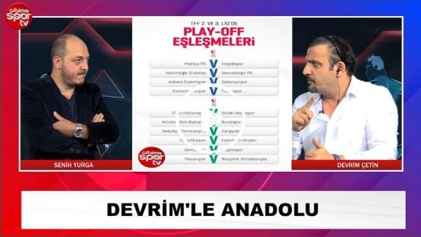 'TFF 2. Lig Play-Off maçlarıında kimler kazanır?