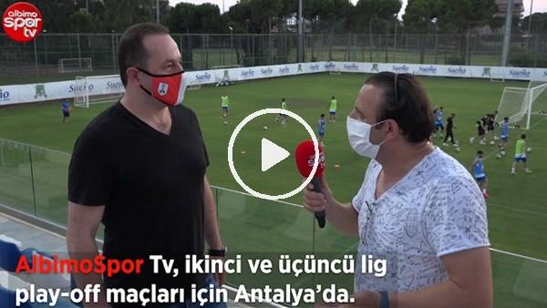 """Sancaktepe FK Başkanı Fatih Kol: """"Play-Off için en hazır takımlardan biriyiz"""""""