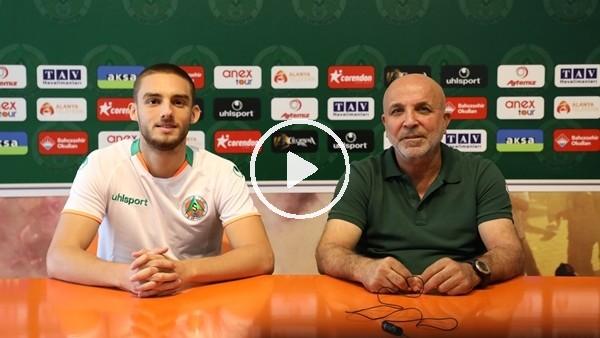 'Alanyaspor, Berkan İsmail Kutlu ile sözleşme imzaladı