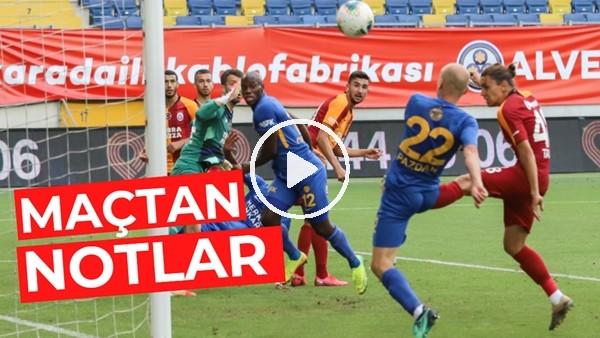 'Ankaragücü - Galatasaray Maçından Notlar | Emre Eren Ve Aydın Cingöz Yorumladı