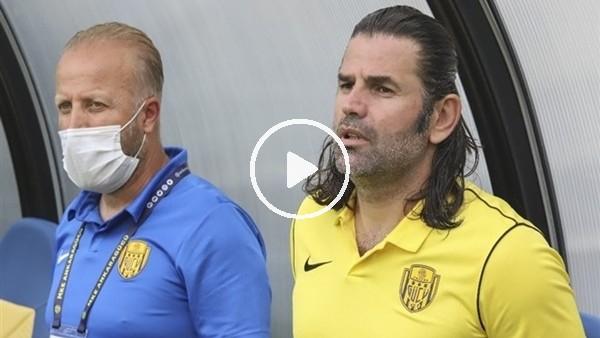 """'İbrahim Üzülmez: """"Ante'nin takım kaptanı olarak söylediğine Rodrigues'in uyması gerekiyordu"""""""