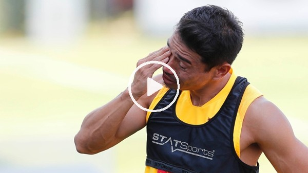 'Yuto Nagatomo, Galatasaray'a gözyaşlarıyla veda etti