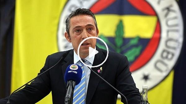 """Ali Koç: """"Yabancı kuralı bazı kulüpleri zora soktu"""""""