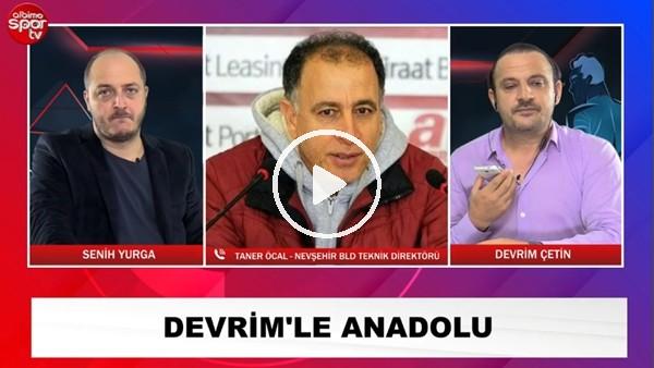 """'Taner Özal: """"Nevşehir'i bir üst lige çıkarmak için çalışıyoruz"""""""