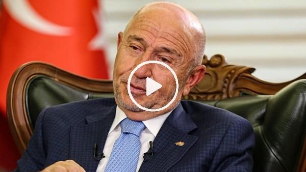 """Nihat Özdemir: """"Yabancı kuralı 2021-2022 sezonundan itibaren uygulanacak"""""""