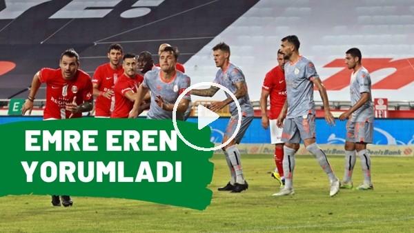 """'Emre Eren: """"Başakşehir Ligi Trabzonspor'un 7-8 Puan Önünde Bitirirse Şaşırmayın"""""""