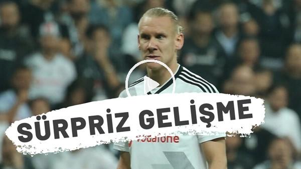 Beşiktaş'ta Sürpriz Gelişme! Domagoj Vida Satılacak Mı?