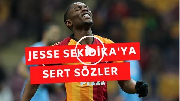 """'Emre Eren'den Jesse Sekidika'ya Sert Sözler! """"Büyük Takım Futbolcusu Değil"""""""