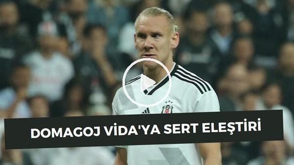 'Emre  Eren'den Domagoj Vida'ya Sert Eleştiri