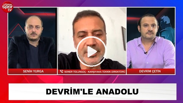 'Soner Tolungüç açıkladı! Karşıyaka maçlarını Bornova Stadyumu'nda oynacak..