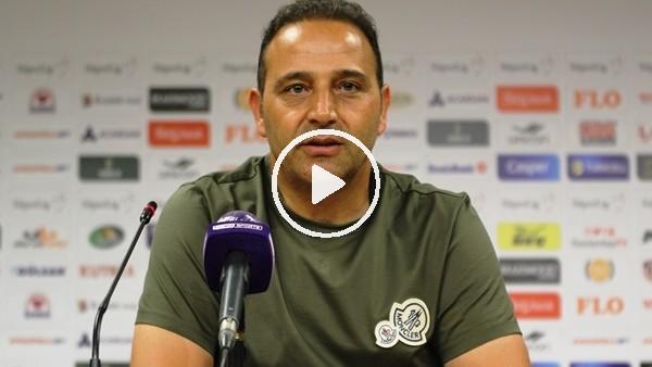 """'Fuat Çapa: """"Deplasmanda iki gol atıp bir puan almak çok üzücü"""""""