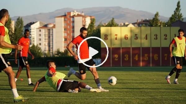 'Kayserispor'da Trabzonspor maçı hazırlıkları