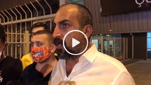 """'Mustafa Tokgöz: """"Biz düştüysek çıkarız ama bugün bu kulübe yazık edilmiştir"""""""