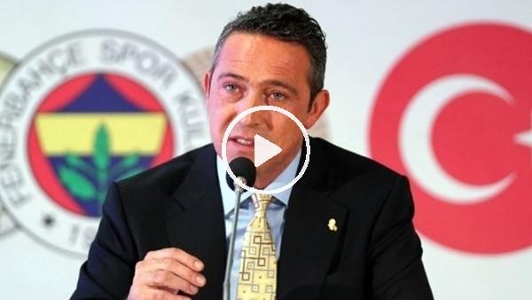"""'Ali Koç: """"5-6 futbolcu ile anlaştık"""""""