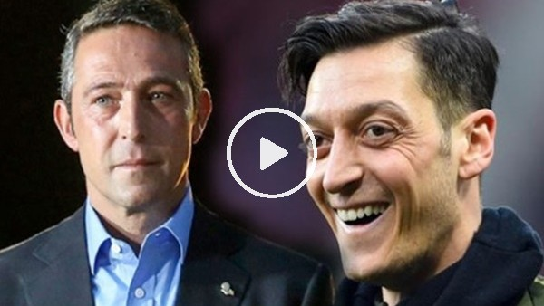 "'Ali Koç: ""Mesut Özil'i Acun'a sorun"""