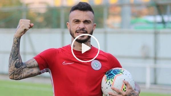 """Boldrin: """"Konyaspor maçı final niteliğinde"""""""