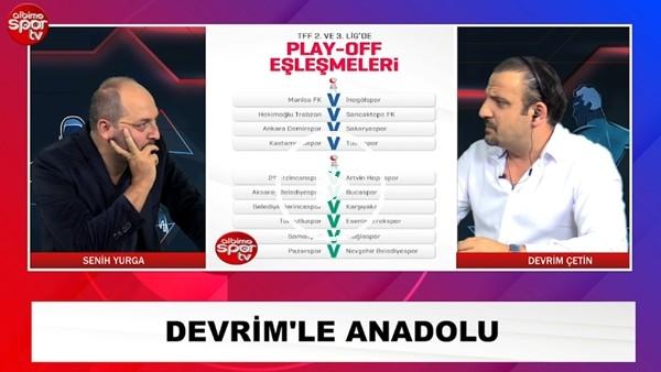 'TFF'nin  2 ve 3. Ligler Play-Off kararı doğru mu?