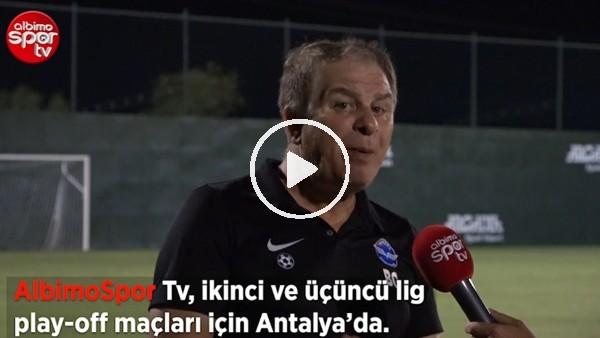 Ankara Demirspor Teknik Direktörü Bahaddin Güneş isyan etti!