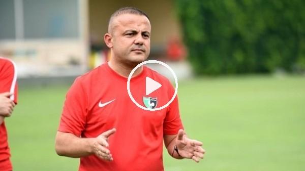 """'Denizlispor antrenörü Levent Kartop: """"Bu takım ligde kalacak"""""""