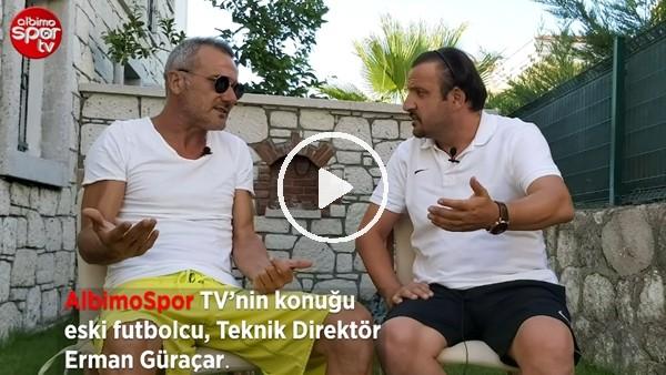 Erman Güraçar, Albimo Spor TV'ye konuk oldu